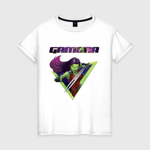 Женская футболка хлопок Gamora