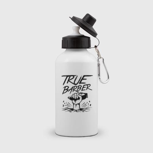 Бутылка спортивная True Barber