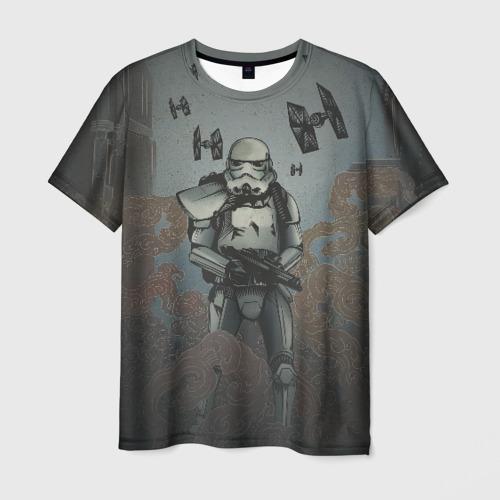 Мужская футболка 3D Imperial Stormtrooper