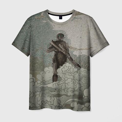 Мужская футболка 3D Death Trooper