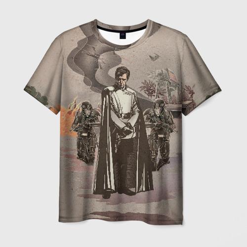 Мужская футболка 3D Krennic and Death Trooper