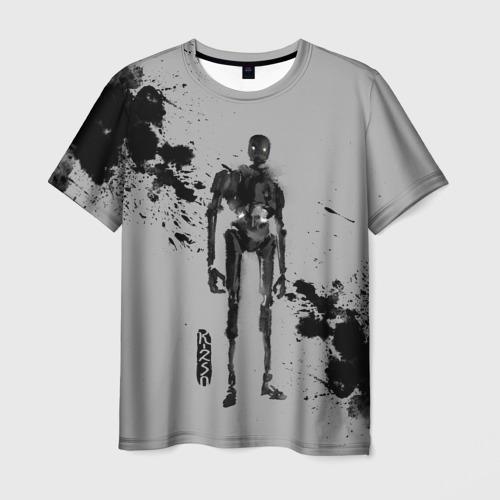 Мужская футболка 3D Kay-Tuesso