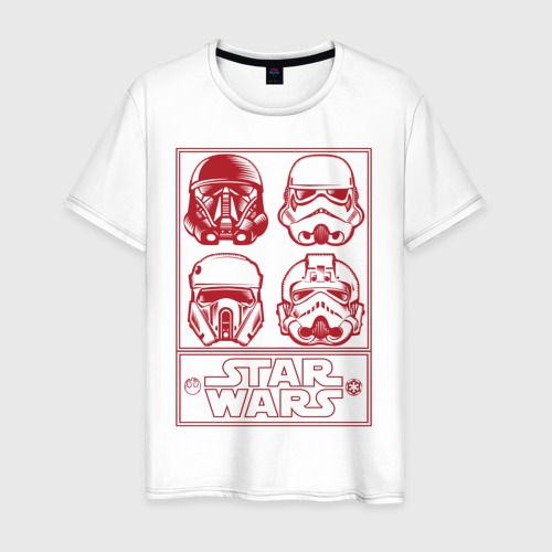 Мужская футболка хлопок Elite Stormtrooper