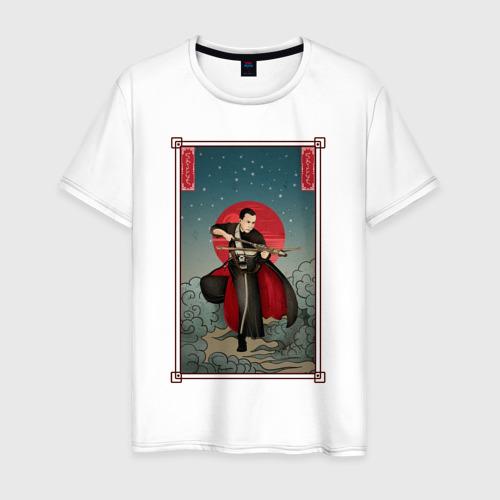 Мужская футболка хлопок Чиррут Имве