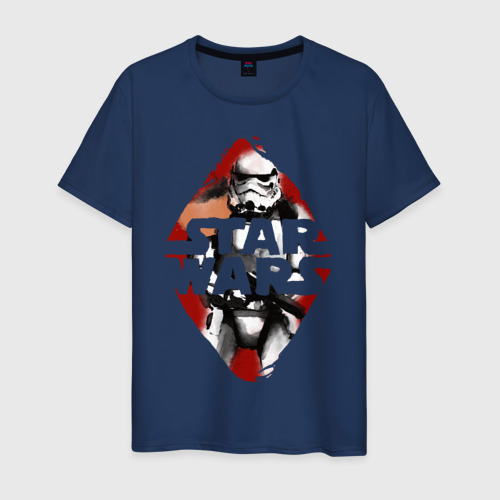 Мужская футболка хлопок Stormtrooper-officer
