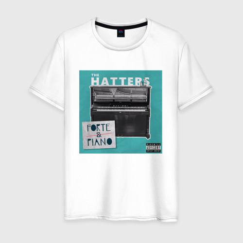 Мужская футболка хлопок The Hatters