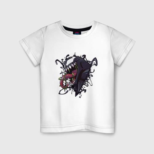 Детская футболка хлопок Venom