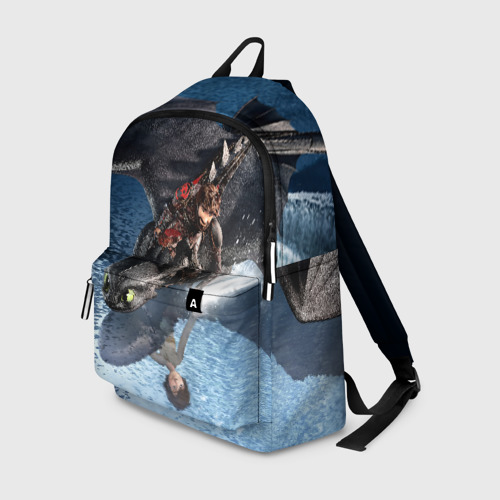 Рюкзак 3D ночная фурия