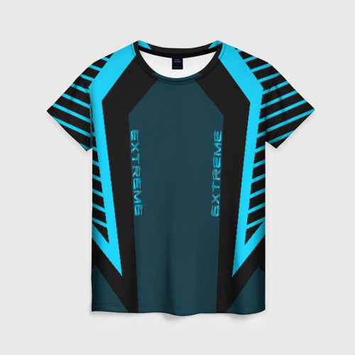 Женская футболка 3D Extreme