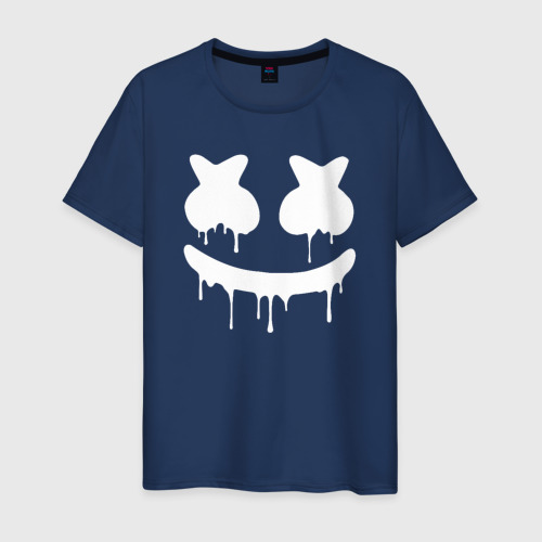 Мужская футболка хлопок MARSHMELLO MELT