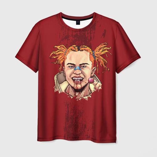 Мужская футболка 3D GONE.Fludd