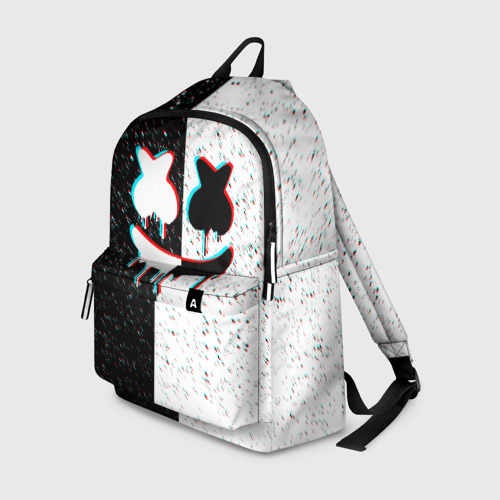 Рюкзак 3D MARSHMELLO GLITCH