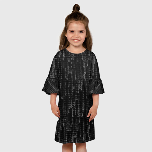 Детское платье 3D ПРОГРАММНЫЙ КОД НА ЯПОНСКОМ