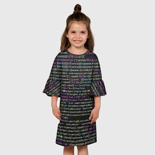 Детское платье 3D PHP CODE