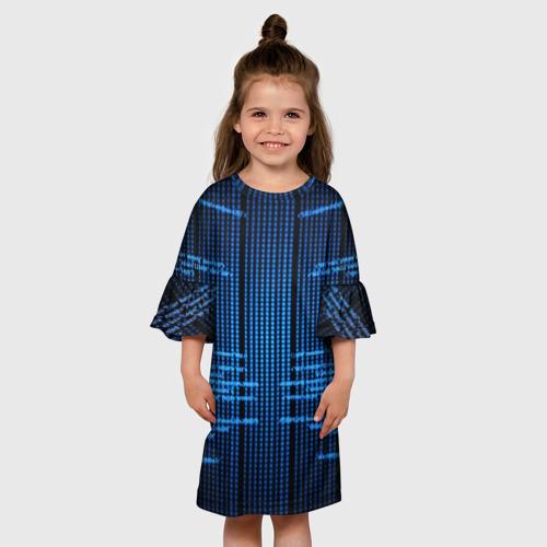 Детское платье 3D КОДЫ