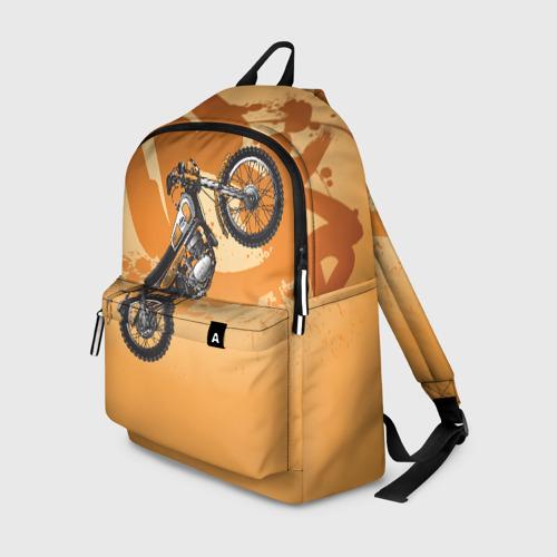 Рюкзак 3D Старинный скремблер