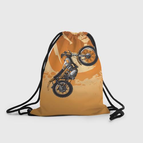 Рюкзак-мешок 3D Старинный скремблер