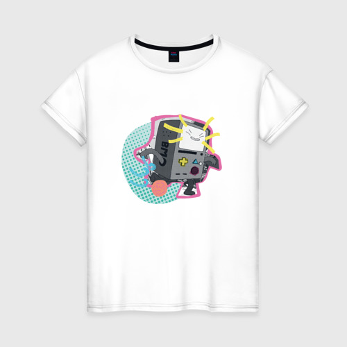 Женская футболка хлопок БиМО