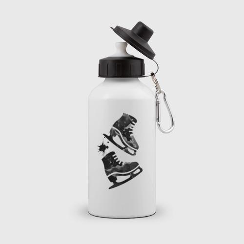 Бутылка спортивная коньки