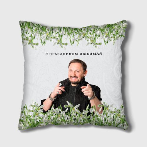 Подушка 3D Стас Михайлов.