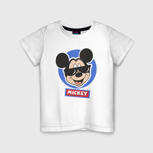 Детская футболка хлопок Disney.Микки Маус