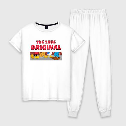 Женская пижама хлопок The true original