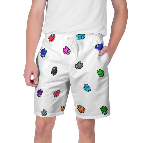 Мужские шорты 3D Among Us