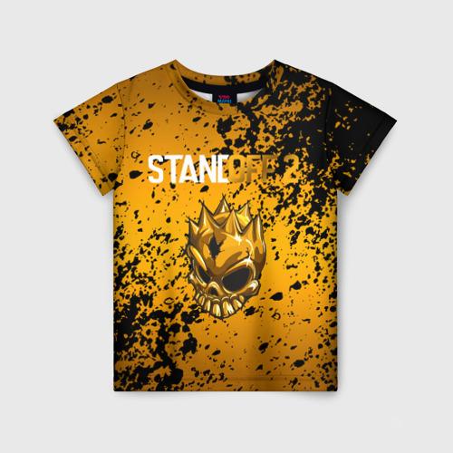 Детская футболка 3D Standoff 2.