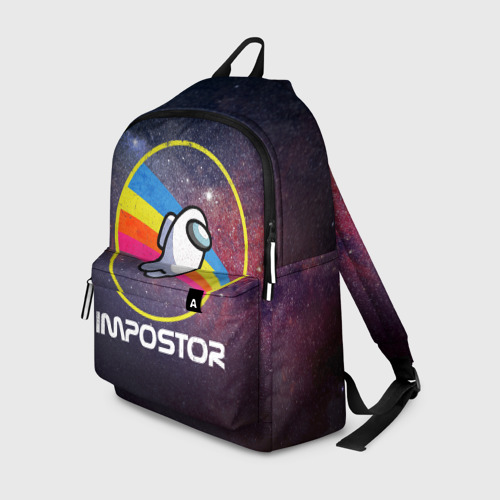 Рюкзак 3D NASA Impostor