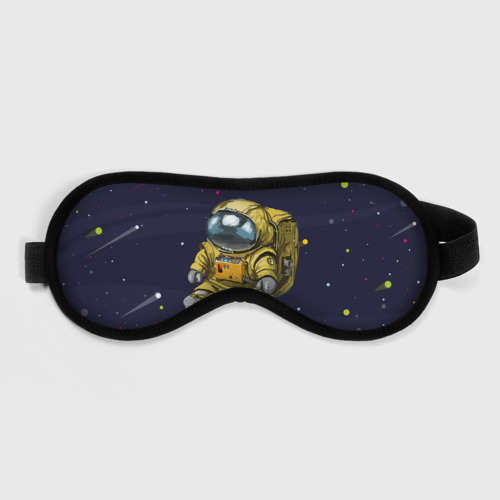 Маска для сна 3D Among Us Space