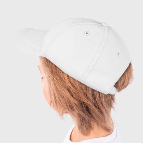 Детская бейсболка Рождество Among Us