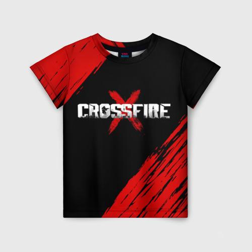 Детская футболка 3D Cross fire X