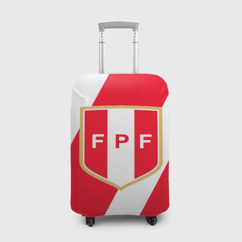 Чехол для чемодана 3D Сборная Перу